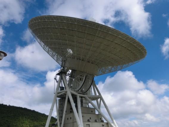 臼田宇宙観測所