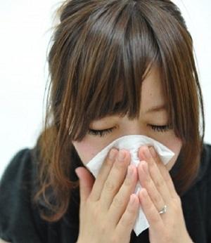 寒暖差アレルギー
