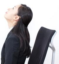 首の痛みの治療